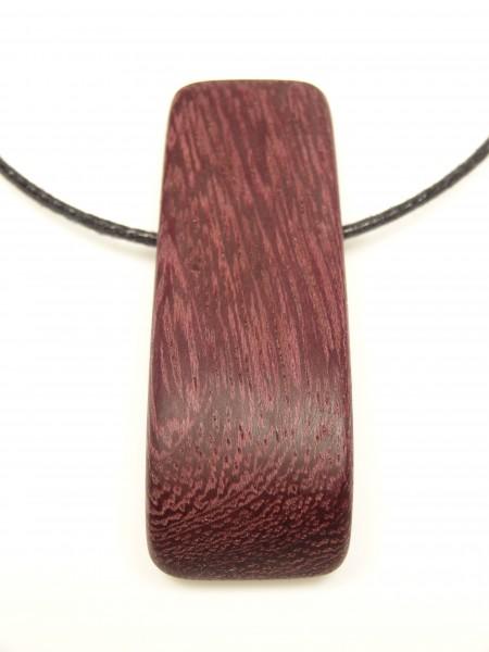 Amulett natur Amarantholz