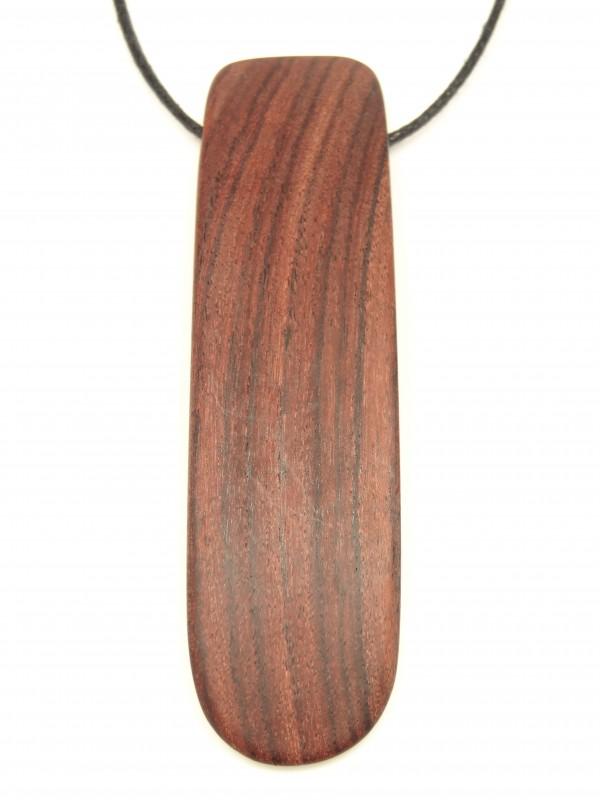 Amulett natur Veilchenholz