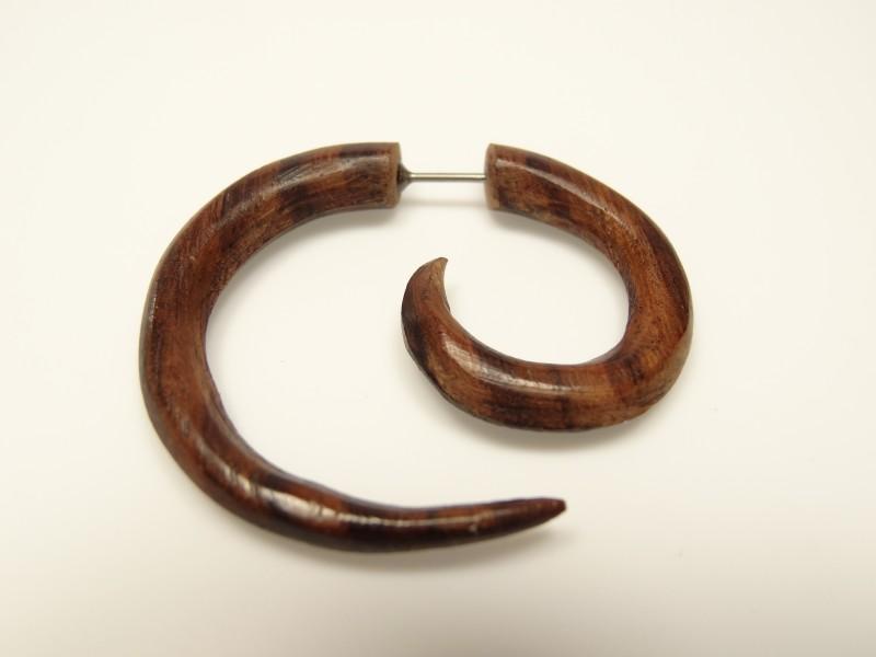Ohrspieß Spirale