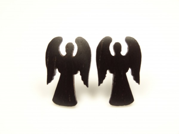 Ohrstecker Motiv Engel