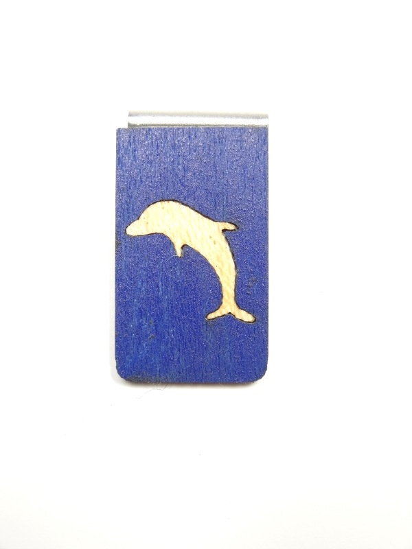 Lesezeichen Delfin