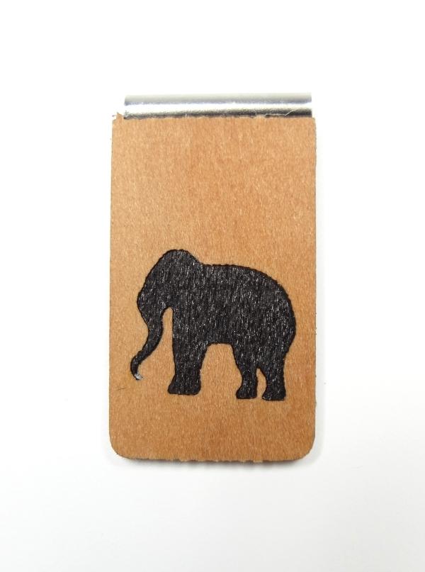 Lesezeichen Elefant