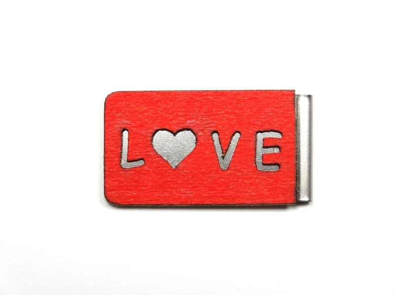 Lesezeichen Love