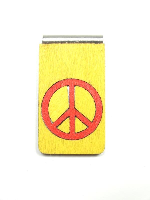 Lesezeichen Peace