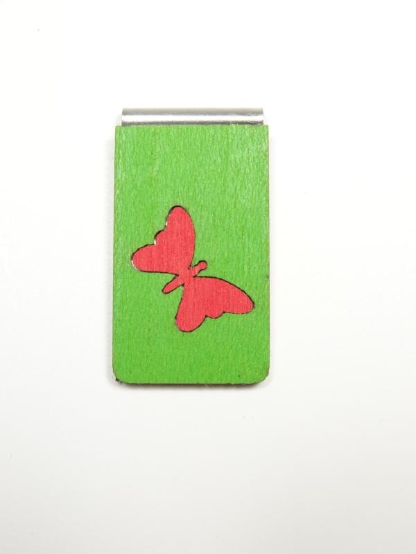 Lesezeichen Schmetterling