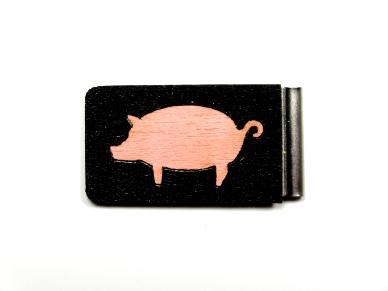 Lesezeichen Schwein