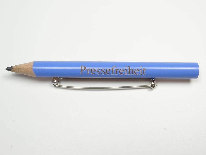Bleistift Pressefreiheit