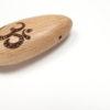 kleines Amulett mit Ohm