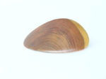 Haarspange Pflauemenholz
