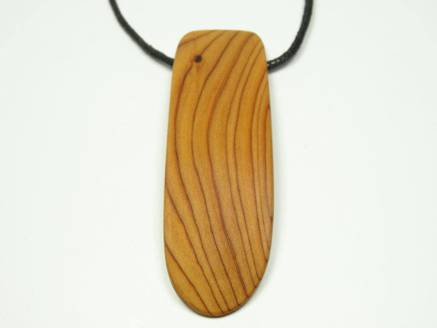 Eibenholz Amulett