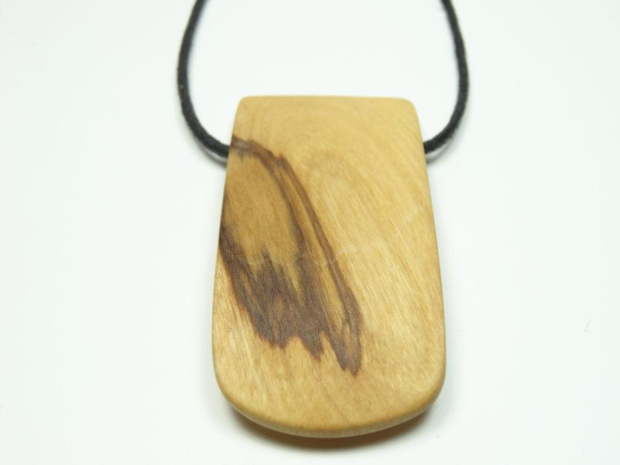 Amulett Olivenholz