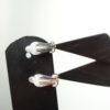 Clip nickelfrei versilbert Beispiel mit Ohrhänger