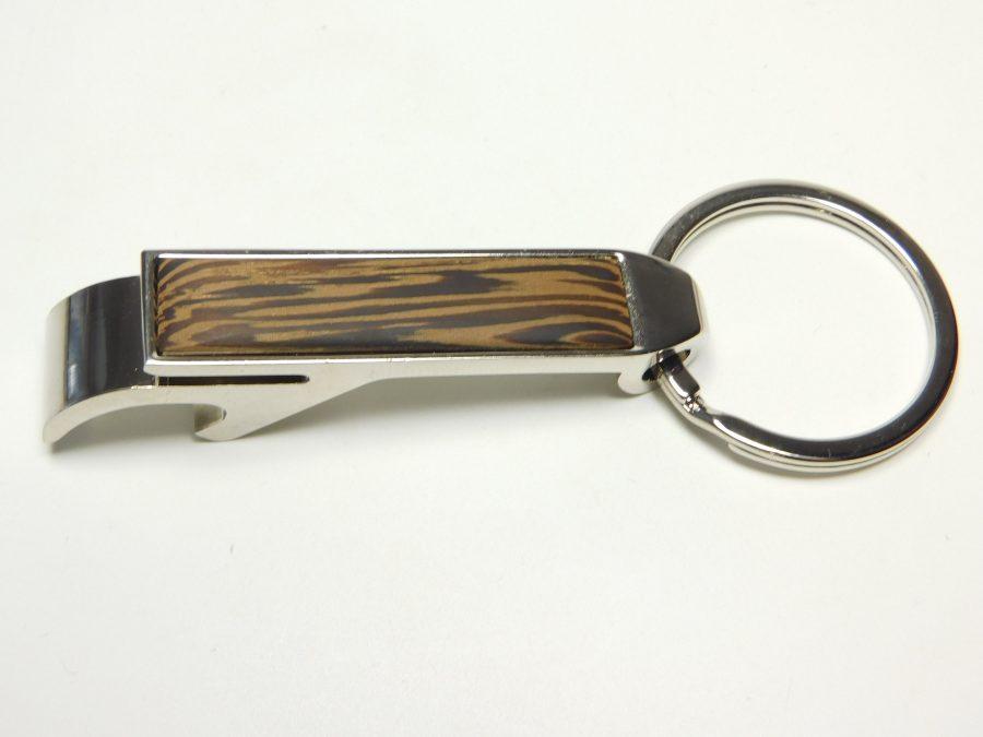 Schlüsselanhänger Palmenholz
